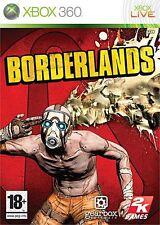 Jeux vidéo Borderlands pour Microsoft Xbox 360 PAL