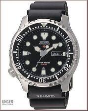 Citizen Edelstahl-Armbanduhren mit Silber-Armband