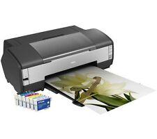 Imprimantes couleurs Epson pour ordinateur A3 (297 x 420 mm)