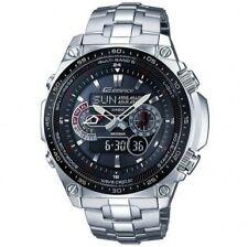 Runde Casio Armbanduhren mit Datumsanzeige