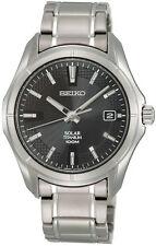 Seiko Armbanduhren mit Datumsanzeige und Glanz