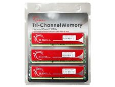 G. SKILL Computer Memory (RAM) with 3 Modules