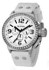 Runde Damen-Armbanduhren mit Chronograph für Erwachsene