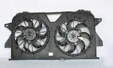 TYC 621370 Radiator And Condenser Fan Assy