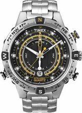 Runde Timex Armbanduhren mit Chronograph