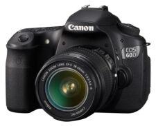 DSLR-Kameras mit Bildstabilisierung und Akkuart AA