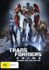 Foreign Language Transformers Box Set DVDs & Blu-ray Discs