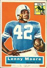 Topps Rookie Baltimore Colts Football Trading Cards
