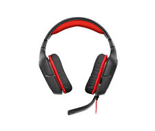 3.5 mm Jack Wired Foldable Computer Headsets
