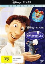 Ratatouille Deleted Scenes PG Rated DVDs & Blu-ray Discs