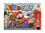 Nintendo 64 Golf Video Games