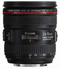 Canon Standard Camera Lenses 24-70mm Focal