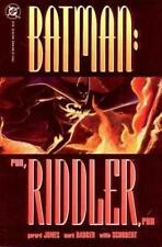 Batman Softcover Superhero Collectible Graphic Novels & TPBs