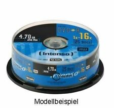 Markenlose Computer-CD, - DVD- & - Blu-ray 700 MB-Rohlinge