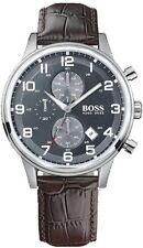 HUGO BOSS Quartz (Battery) Dress/Formal Adult Wristwatches