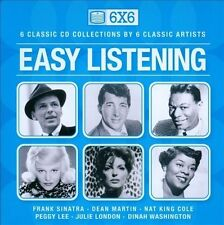 Easy Listening Box Set EMI Gold Music CDs