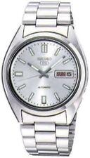 Runde Seiko Armbanduhren mit Datumsanzeige