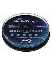 MediaRange CD-, DVD- & Blu-ray 25 GB-Rohlinge