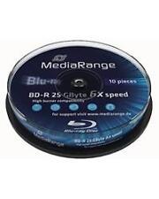 MediaRange CD-, DVD- & Blu-ray mit 25-Rohlinge