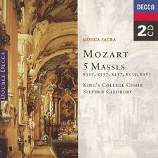 Remastered Classical Mass Music CDs