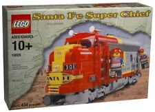 Trains LEGO Construction Toys & Kits without Packaging