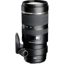 Kamera-Zoomobjektive mit Nikon F-Anschlussart und 70-200mm Brennweite