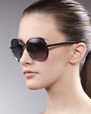 Runde Damen-Sonnenbrillen aus Metall mit 100% UV-Schutz