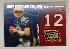 Topps Tom Brady Original Modern (1970-Now) Football Cards