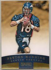 c07fa4c4 Peyton Manning Denver Broncos Football Trading Cards for sale   eBay
