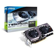 MSI NVIDIA Computer Graphics & Video Cards