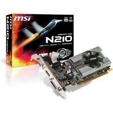 Cartes graphiques et vidéo MSI pour ordinateur avec mémoire de 1 Go