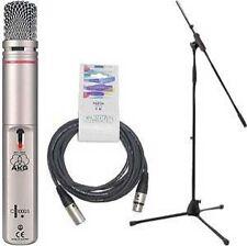 AKG Acoustics Pro Audio Condenser Microphones