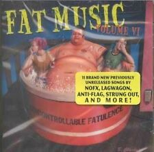 Album Import Fat Wreck Chords Music CDs