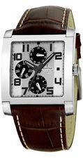 Quadratische Festina Armbanduhren aus Edelstahl für Herren