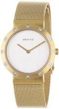 Runde Armbanduhren mit Bering Classic für Damen