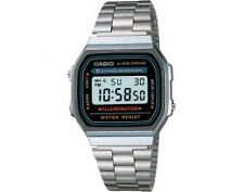 Casio Women's Stainless Steel Case Adult Watches