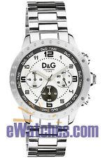 Lässige Armbanduhren mit Chronograph und Glanz-Finish für Herren