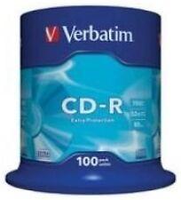 Verbatim CD-, DVD- & Blu-ray - 700 MB Rohlinge