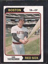 Topps Rookie Boston Red Sox Original Baseball Cards