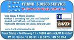 FRANKS DISCO SERVICE