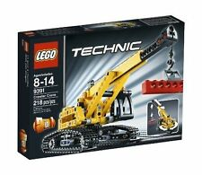 Construction Vehicle Technic LEGO without Packaging