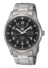 Seiko Armbanduhren in Silber