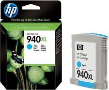HP 940XL Cyan Genuine/Original Printer Ink Cartridges