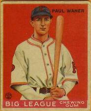 Paul Waner (Пол Вейнер)