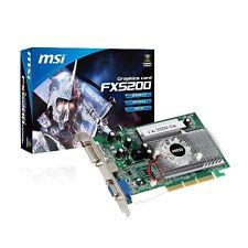 MSI PC Grafik- & Videokarten mit 256MB Speichergröße