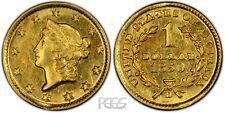 Dahlonega PCGS Certified US Gold $1 Coins