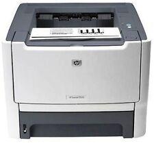 Imprimantes noirs et blancs HP laser pour ordinateur