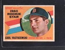 Topps Carl Yastrzemski Boston Red Sox Single Baseball Cards