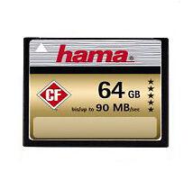 CompactFlash I 64GB Camera Memory Cards for Canon