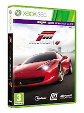 Forza Motorsport 4 Microsoft Xbox 360 3+ Rated Video Games